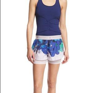 Adidas by Stella McCartney Run Blossom Shorts XS